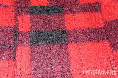 モノシリ沼 555nat.com monoshirinuma 1970-1980s アウトドア温故知新 Made in USA フィルソン ベスト 1970s Filson Vest(4)