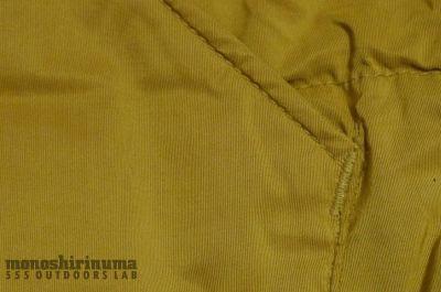 モノシリ沼 555nat.com monoshirinuma 1970-1980s アウトドア温故知新 Made in USA シェラデザイン ダウンベスト 1970s Sierra designs 60/40 Down Vest(8)