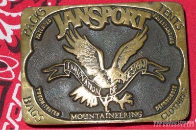 モノシリ沼 555nat.com monoshirinuma 1970-1980s アウトドア温故知新 Made in USA ジャンスポーツ バックル Jansport Buckle(3)