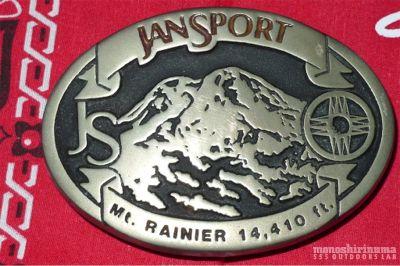 モノシリ沼 555nat.com monoshirinuma 1970-1980s アウトドア温故知新 Made in USA ジャンスポーツ バックル Jansport Buckle(8)