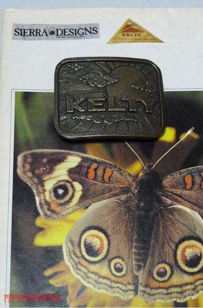 モノシリ沼 555nat.com monoshirinuma 1970-1980s アウトドア温故知新 Made in USA Kelty Belt Buckle ケルティ・ベルト・バックル(2)