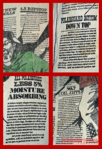モノシリ沼 555nat.com monoshirinuma 1970-1980s アウトドア温故知新 Made in USA Jansport Storage Bag ジャンスポーツ・ストレージバッグ(3)