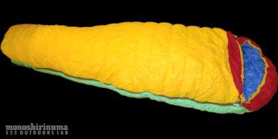 モノシリ沼 555nat.com monoshirinuma 1970-1980s アウトドア温故知新 Made in USA JANSPORT Sleeping Bag Brass Beds 1.2.3 ジャンスポーツ ブラスベッド(2)