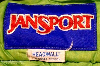 モノシリ沼 555nat.com monoshirinuma 1970-1980s アウトドア温故知新 Made in USA JANSPORT Sleeping Bag Brass Beds 1.2.3 ジャンスポーツ ブラスベッド(8)