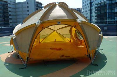 モノシリ沼 555nat.com monoshirinuma 1970-1980s アウトドア温故知新 Made in USA ノースフェイス ノーススター 1979 Tne North Face Tent North Star(3)