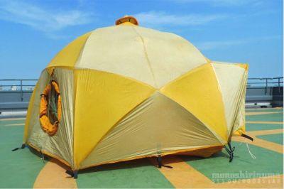 モノシリ沼 555nat.com monoshirinuma 1970-1980s アウトドア温故知新 Made in USA ノースフェイス ノーススター 1979 Tne North Face Tent North Star(4)