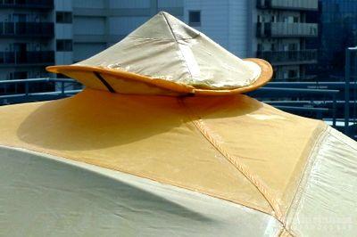 モノシリ沼 555nat.com monoshirinuma 1970-1980s アウトドア温故知新 Made in USA ノースフェイス ノーススター 1979 Tne North Face Tent North Star(8)