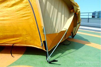 モノシリ沼 555nat.com monoshirinuma 1970-1980s アウトドア温故知新 Made in USA ノースフェイス ノーススター 1979 Tne North Face Tent North Star(11)