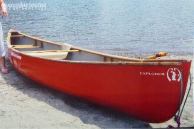 モノシリ沼 555nat.com monoshirinuma 1970-1980s アウトドア温故知新 Made in USA MAIL ORDER でカヌー購入 Mad River Explorer(4)