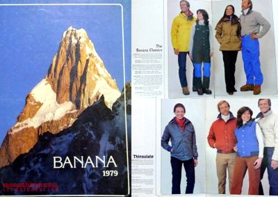 モノシリ沼 555nat.com monoshirinuma 1970-1980s アウトドア温故知新 Made in USA BANANA EQUIPMENT Avalanche Pullover(2)