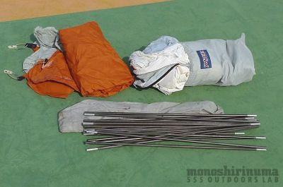 モノシリ沼 555nat.com monoshirinuma 1970-1980s アウトドア温故知新 Made in U.S.A. JANSPORT TRAIL DOME ジャンスポーツ・トレイルドームの進化(2)