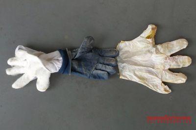 モノシリ沼 555nat.com monoshirinuma 1970-1980s アウトドア温故知新 Made in U.S.A. 世界初のGore-Texグローブ GATES(8)