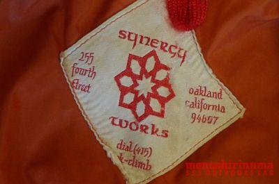 モノシリ沼 555nat.com monoshirinuma 1970-1980s アウトドア温故知新 Made in U.S.A. SYNERGY WORKS 完成されたデザイン DAMN PARKA の秘密(2)