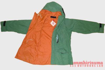 モノシリ沼 555nat.com monoshirinuma 1970-1980s アウトドア温故知新 Made in U.S.A. SYNERGY WORKS 完成されたデザイン DAMN PARKA の秘密(3)