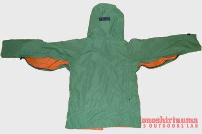 モノシリ沼 555nat.com monoshirinuma 1970-1980s アウトドア温故知新 Made in U.S.A. SYNERGY WORKS 完成されたデザイン DAMN PARKA の秘密(7)