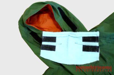 モノシリ沼 555nat.com monoshirinuma 1970-1980s アウトドア温故知新 Made in U.S.A. SYNERGY WORKS 完成されたデザイン DAMN PARKA の秘密(9)