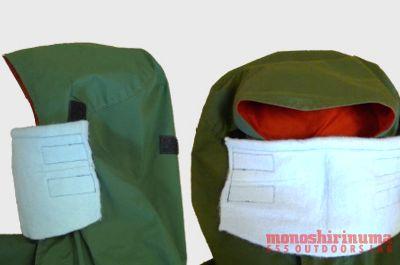 モノシリ沼 555nat.com monoshirinuma 1970-1980s アウトドア温故知新 Made in U.S.A. SYNERGY WORKS 完成されたデザイン DAMN PARKA の秘密(10)