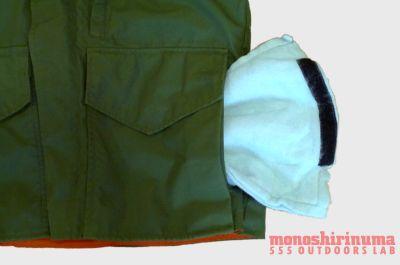 モノシリ沼 555nat.com monoshirinuma 1970-1980s アウトドア温故知新 Made in U.S.A. SYNERGY WORKS 完成されたデザイン DAMN PARKA の秘密(11)