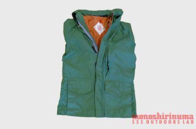 モノシリ沼 555nat.com monoshirinuma 1970-1980s アウトドア温故知新 Made in U.S.A. SYNERGY WORKS 完成されたデザイン DAMN PARKA の秘密(12)