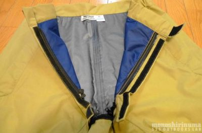 モノシリ沼 555nat.com monoshirinuma 1970-1980s アウトドア温故知新 Made in U.S.A. Marmot Mountain Works 名品All Weather ParkaにはALL WEATHER PANTS(5-2)