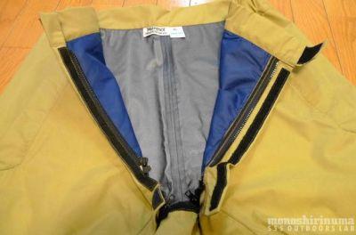 モノシリ沼 555nat.com monoshirinuma 1970-1980s アウトドア温故知新 Made in U.S.A. Marmot Mountain Works 名品All Weather ParkaにはALL WEATHER PANTS(5-2)