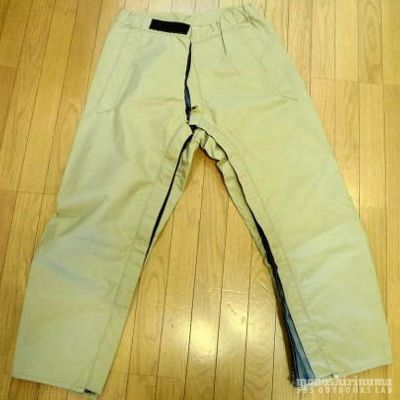 モノシリ沼 555nat.com monoshirinuma 1970-1980s アウトドア温故知新 Made in U.S.A. Marmot Mountain Works 名品All Weather ParkaにはALL WEATHER PANTS(6-2)