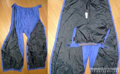 モノシリ沼 555nat.com monoshirinuma 1970-1980s アウトドア温故知新 Made in U.S.A. Marmot Mountain Works 名品All Weather ParkaにはALL WEATHER PANTS(12)