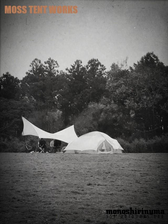 moss tent works 1970s trillium team Marilyn モノシリ沼 555nat.com 温故知新
