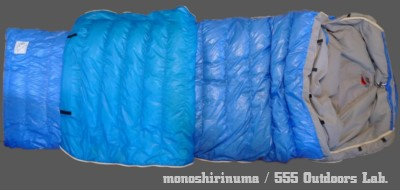 極上の寝心地 STEPHENSON'S WARMLITE Sleeping Bag Triple Down Filled Sleeping Bag (15) モノシリ沼 555nat.com 温故知新