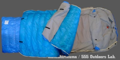 極上の寝心地 STEPHENSON'S WARMLITE Sleeping Bag Triple Down Filled Sleeping Bag (16) モノシリ沼 555nat.com 温故知新