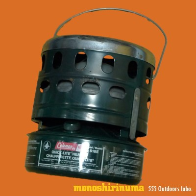 Coleman No518 Catalytic Heater  (2) モノシリ沼 555nat.com 温故知新