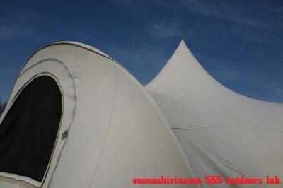 moss 1970s optimum350 tent 設営(7) team marilyn モノシリ沼 555nat.com 温故知新