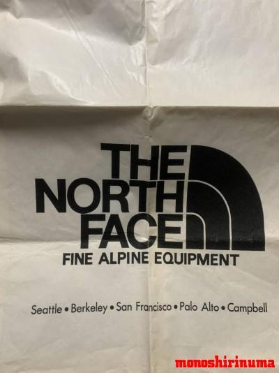 ノースフェイス ロゴの由来を考察 THE NORTH FACE モノシリ沼 555nat.com 温故知新 北壁のロゴデザイン
