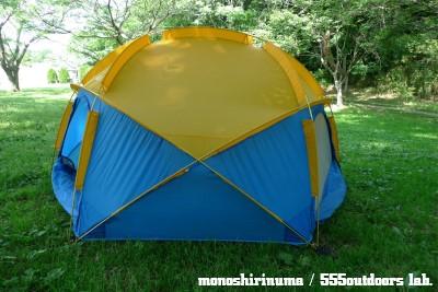 ウィルダーネス・エクスペリエンス テント 日本製 Multi Equinox Dome Tent モノシリ沼 555nat.com WILDERNESS EXPERIENCE MULTI-EQUINOX (10)