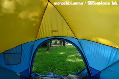 ウィルダーネス・エクスペリエンス テント 日本製 Multi Equinox Dome Tent モノシリ沼 555nat.com WILDERNESS EXPERIENCE MULTI-EQUINOX (11)