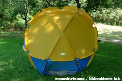 ウィルダーネス・エクスペリエンス テント 日本製 Multi Equinox Dome Tent モノシリ沼 555nat.com WILDERNESS EXPERIENCE MULTI-EQUINOX (15)