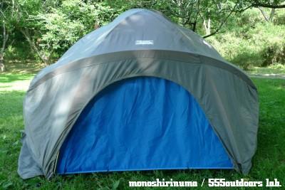 ウィルダーネス・エクスペリエンス テント 日本製 Multi Equinox Dome Tent モノシリ沼 555nat.com WILDERNESS EXPERIENCE MULTI-EQUINOX (16)