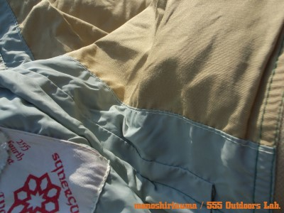 1970年代 シナジーワークス・マウンテンパーカ モノシリ沼 555nat.com 温故知新 synergy works mountain parka 04