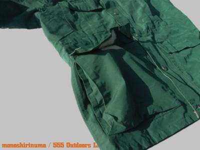 1970年代 シナジーワークス・マウンテンパーカ モノシリ沼 555nat.com 温故知新 synergy works mountain parka 06