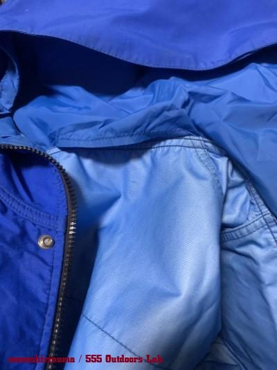 """ケルティ「ゴアテックス・マッキントッシュ・オールウェザーパーカ」 モノシリ沼 555nat.com 温故知新 KELTY """"Gore-Tex MACKINTOSH All Weather Parka 16"""