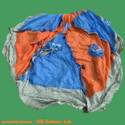 ジャンスポーツ・ドームテント モノシリ沼 555nat.com 温故知新 JanSport ドームテントの名品 Mountain Dome (2 or 3persons) 06