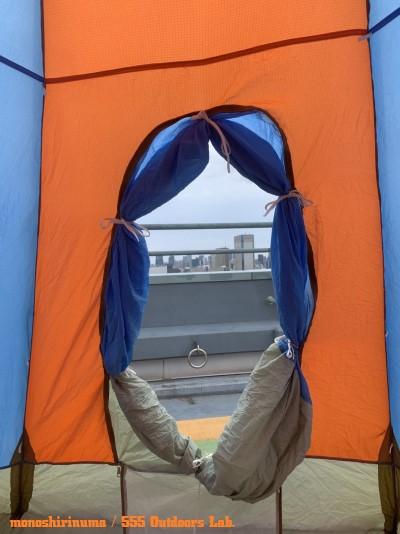 ジャンスポーツ・ドームテント モノシリ沼 555nat.com 温故知新 JanSport ドームテントの名品 Mountain Dome (2 or 3persons) 09