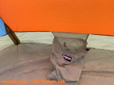 ジャンスポーツ・ドームテント モノシリ沼 555nat.com 温故知新 JanSport ドームテントの名品 Mountain Dome (2 or 3persons) 11