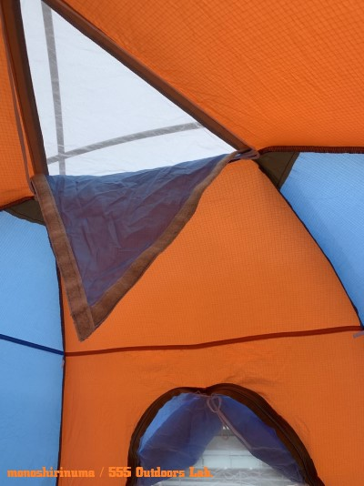ジャンスポーツ・ドームテント モノシリ沼 555nat.com 温故知新 JanSport ドームテントの名品 Mountain Dome (2 or 3persons) 13