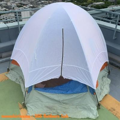 ジャンスポーツ・ドームテント モノシリ沼 555nat.com 温故知新 JanSport ドームテントの名品 Mountain Dome (2 or 3persons) 14
