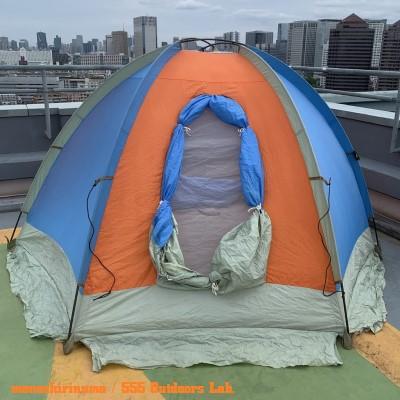 ジャンスポーツ・ドームテント モノシリ沼 555nat.com 温故知新 JanSport ドームテントの名品 Mountain Dome (2 or 3persons) 15