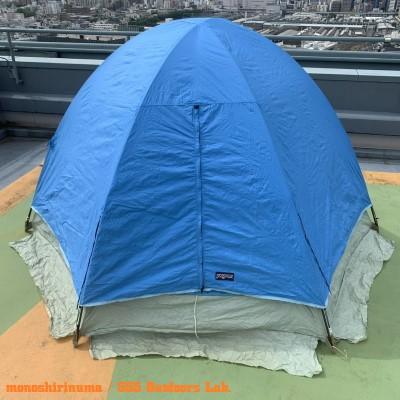 ジャンスポーツ・ドームテント モノシリ沼 555nat.com 温故知新 JanSport ドームテントの名品 Mountain Dome (2 or 3persons) 17