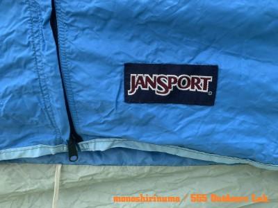 ジャンスポーツ・ドームテント モノシリ沼 555nat.com 温故知新 JanSport ドームテントの名品 Mountain Dome (2 or 3persons) 18