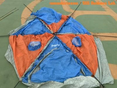 ジャンスポーツ・ドームテント モノシリ沼 555nat.com 温故知新 JanSport ドームテントの名品 Mountain Dome (2 or 3persons) 24