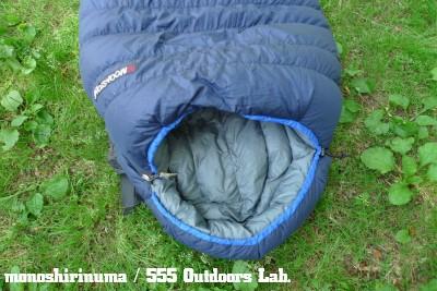 ムーンストーン・スリーピングバッグ モノシリ沼 555nat.com 温故知新 MOONSTONE_SLEEPING BAG_LibertyRidge 11